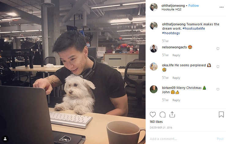 Company Culture Insights - Instagram