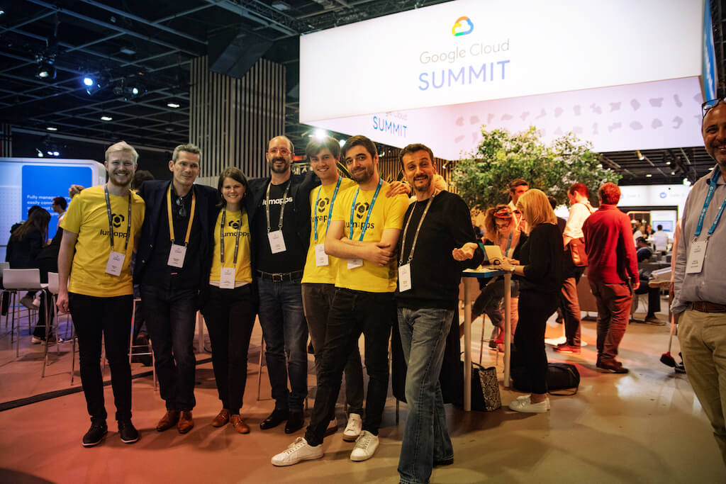 LumApps Team Picture GCS 2018