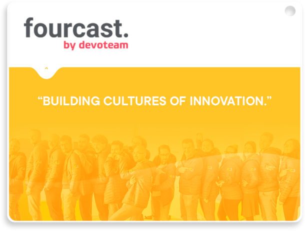 Fourcast by Devoteam banner