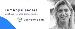 LumApps Welcomes Lauriane Bailly as Global Marketing VP
