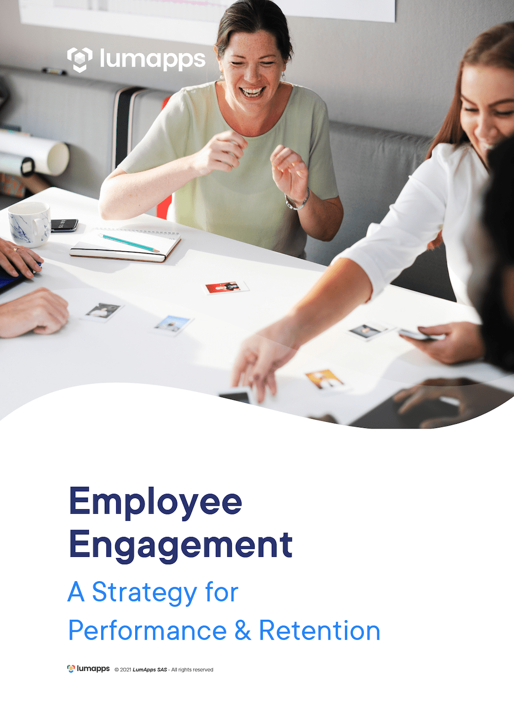 White Paper - Employee Engagement 2021