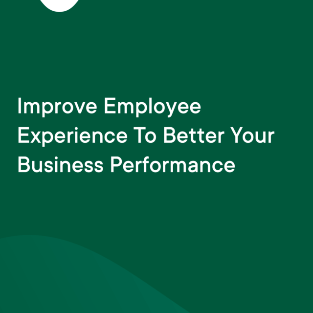 forrester improve employee